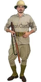 Safari Halloween Costume Safari Man Costume Addams Family Safari Costumes