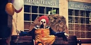 creepy u0027wasco clown u0027 photos prompt police reports u0027copycat