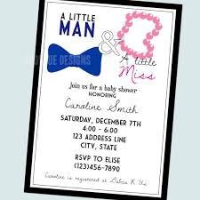 themes twin boy baby shower invitation templates with twin baby