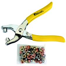 Curtain Grommet Tool Pliers With 100 Grommets
