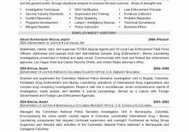 corporate investigator sample resume unique 100 sample resumes