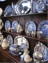 Decorating With Blue French Country Decorating With Blue Willow More Blue And White