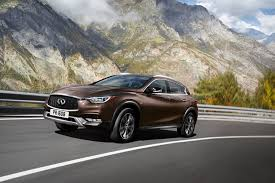 infiniti qx30 interior 2017 infiniti qx30 gas mileage the car connection