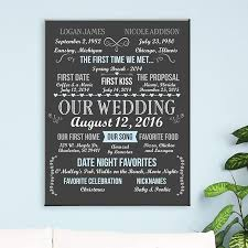 wedding autograph frame personalized wedding gifts personal creations