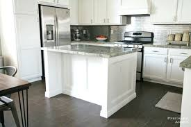 build a bar from stock cabinets build a kitchen island how to out of stock cabinets cart