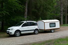 mini camper van this mini caravan with a telescopic roof is the stuff of off grid
