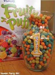 1st birthday hoosier party