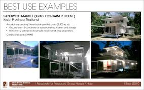 Home Architect Top Companies List In Thailand Shipping Container Architecture Research
