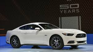 mustang 50 year limited edition 2015 ford mustang 50 year limited edition york 2014 photo