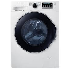samsung 2 6 cu ft high efficiency front load steam washer