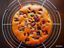 fr recette de cuisine gâteau aux cerises sans oeuf recettes de cuisine marciatack fr
