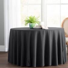 can you put a rectangle tablecloth on a round table tablecloths