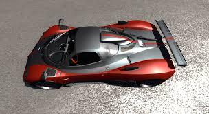 pagani zonda zonda cinque roadster 2009 for beamng drive