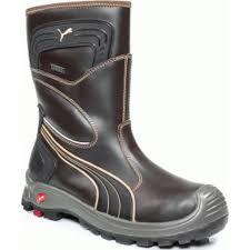 waterproof motorcycle boots puma composite toe waterproof wellington work boot p630435