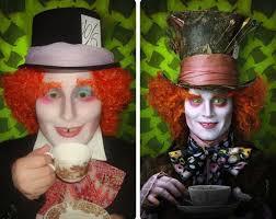 mad hatter costume makeup tutorial