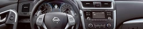Nissan Altima Black Interior 2017 Nissan Altima Comparison Nissan Dealership In Toledo Oh