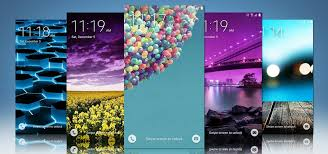 samsung galaxy core 2 live themes how to set rotating lock screen wallpapers on samsung galaxy devices