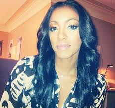 what is porsha stewart hair line or weaves real housewives of atlanta star porsha stewart found out about her