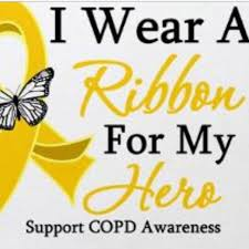 copd ribbon team white copd awareness by venissa white grant