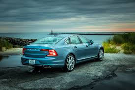 volvo sports cars 2017 volvo s90 review a high tech luxury sedan
