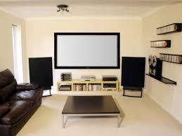 Living Room   Wonderful Home Theatre Designs Simple Home - Living room home theater design