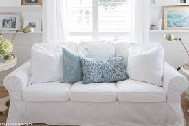 ikea slipcovered sofa how to wash ikea slipcovers