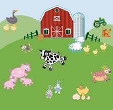 farm animal wall decals foter