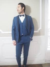 costume mariage homme bleu costume de marié homme karl lagerfeld à marseille greenwich méridien