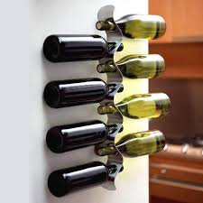 black blum chrome flow wine rack u2013 duck barn interiors