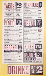 Round Barn Public House Menu Best 25 Menu Layout Ideas On Pinterest Menu Book Menu Design