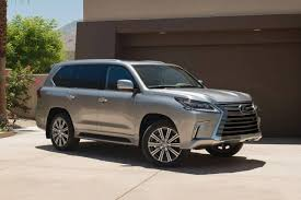 used lexus suv charlotte 2017 lexus lx 570 suv pricing for sale edmunds
