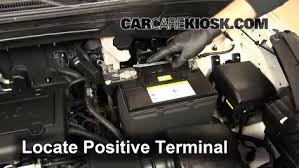 hyundai tucson battery size how to jumpstart a 2010 2015 hyundai tucson 2012 hyundai tucson