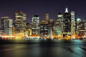 New York Wallpapers New York Hd Images America City View by Modern Night Manhattan Town Amazing Modern Lights Popular
