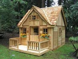 Backyard Clubhouse Plans by 25 Best Rustic Kids Playhouses Ideas On Pinterest Rustic