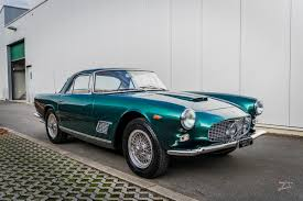 maserati turquoise 1963 maserati 3500 1963 maserati 3500 gt classic driver market