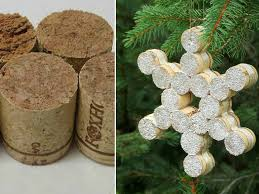 how to make repurposed ornaments diy