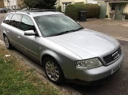 audi a6 1 8 t 1800cc petrol 5 speed manual 5 door estate y reg 09