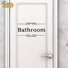 home sign decor online get cheap door decal signs aliexpress com alibaba group