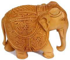 amazon com precious gifts 8 inch elephant decor statue hand