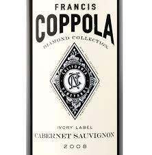 francis coppola diamond collection francis ford coppola diamond collection cabernet sauvignon black