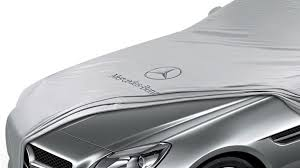 why getting the right car covers for your mercedes cars matter