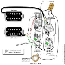 two conductor vs four conductor cable humbuckers seymour duncan
