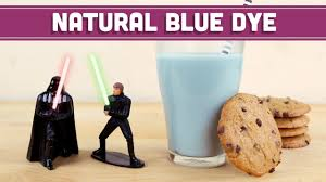 natural blue dye food coloring star wars may the 4th be with