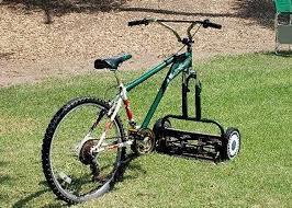 Lawn Mower Meme - peddle lawn mower