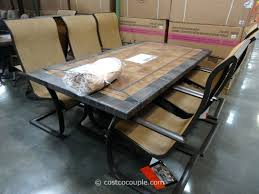 Costco Patio Furniture Dining Sets Costco Patio Furniture Dining Sets Antique For Your Home Plans