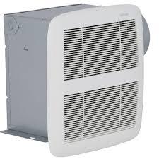 nutone qtx series quiet 150 cfm ceiling exhaust bath fan energy