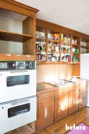 Vintage Metal Kitchen Cabinet Enamel Painted Home by Painting Kitchen Cabinets Tips To Ensure Success In My Own Style