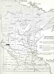 Minnesota Map Carl Lundgren And Sophia Carlson In Morris Mn