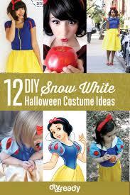 simple halloween costume ideas for teens top 25 best diy snow white costume ideas on pinterest snow