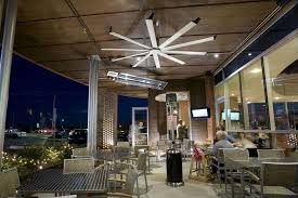 large silent ceiling fans for entertainment venues big 1